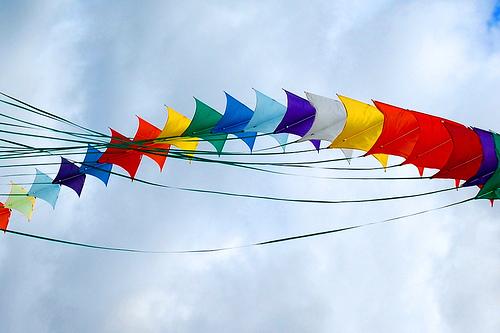 colourful-kites